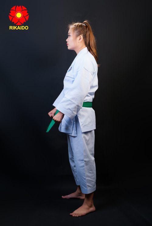 Võ phục Karate phong trào