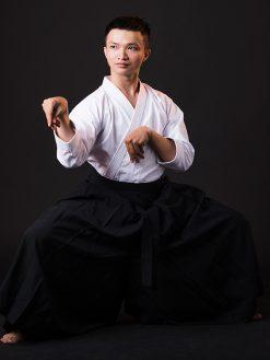 võ phục aikido