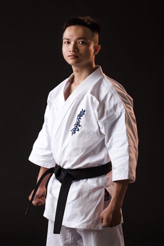 Võ Phục Kyokushin Karate
