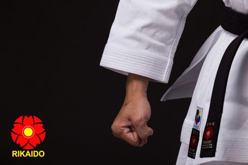 Võ phục Karate thi đấu kata