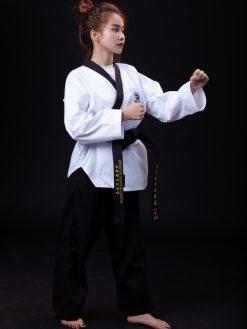 võ phục taekwondo quyền 4