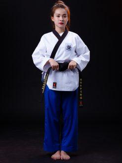 võ phục taekwondo quyền 3