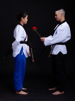 võ phục taekwondo quyền 1