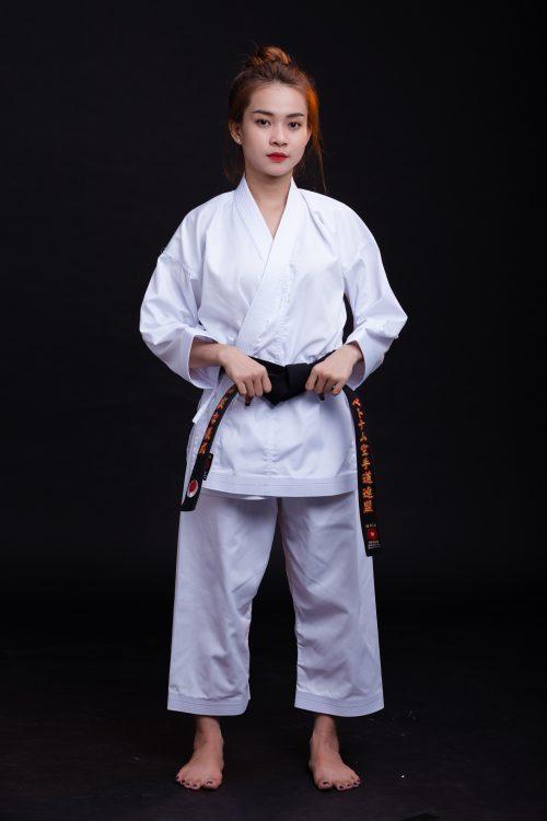 Võ phục karate phong trào cao cấp