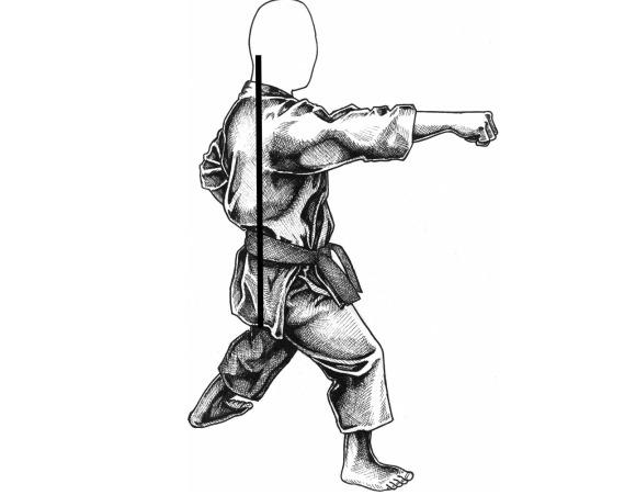 kỹ thuật karate số 2