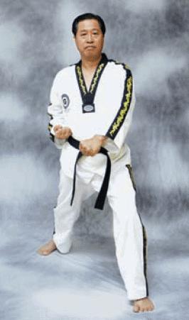 bài quyền số 1 taekwondo