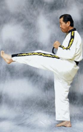 Taekwondo bài quyền số 1