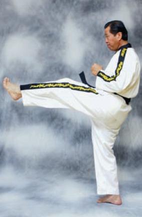 bài quyền số 2 taekwondo