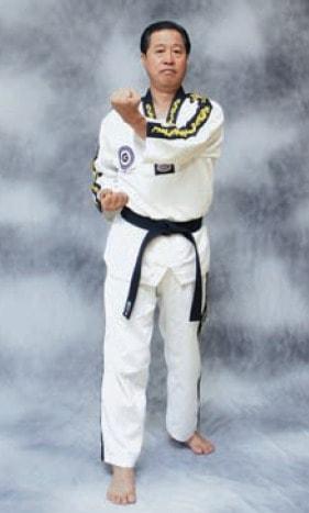taekwondo Bài quyền số 2